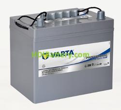 Batería para caravanas Varta Professional Deep Cycle AGM 12 voltios 85Ah 465A LAD85 260 x 169 x 230.5 mm
