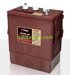 Batería para instalaciones solares 6V 305Ah Trojan J305E-AC