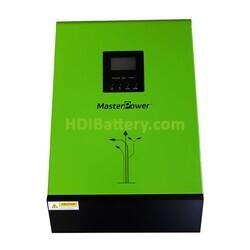Inversor Omega M5KW24V MPPT 5000VA/4000W 80AH 24V