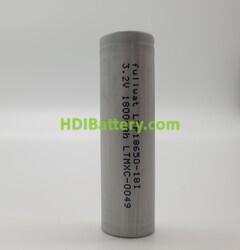 Batería LiFePO4 3.2V 1800mAh LFP18650-18I