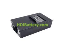 Batería mando de grua para Hiab 7.2V 2000mAh