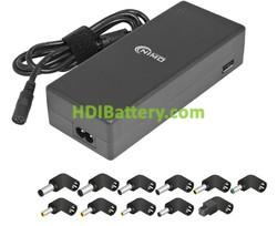 Alimentador automático PC portátil 120W 15,0/16,0/18,5/19,0/19,5Vcc