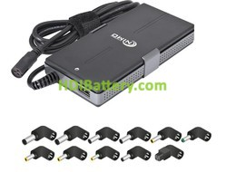 Alimentador automático PC portátil 70W 15,0V/16,0V/18,5V/19,0V/19,5V/20,0Vcc