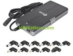 Alimentador automático PC portátil 90W 15,0V/16,0V/18,5V/19,0V/19,5V/20,0V