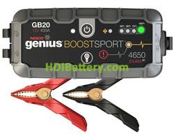 Arrancador NOCO Booster GB20 12v 400A
