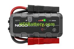 Arrancador NOCO GB70 12V 2000A