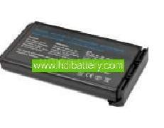 Batería para portátil Fujitsu PC-VP-WP70 14,8V 4400mAh