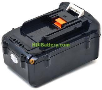 Batería herramienta inalámbrica 36V 3Ah Makita BL3626 Lithium-Ion