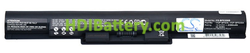 Batería ordenador portátil 14.8V 2600mAh Sony Vaio 14E, 15E, SVF14211SH