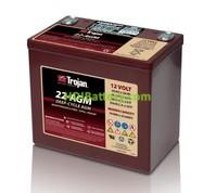 Batería para apiladora 12v 50Ah Trojan 22-AGM