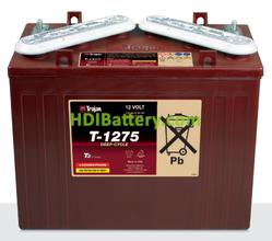 Batería para barredora 12v 150Ah Trojan T-1275