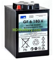 Batería solar gel 6v 180ah Sonneschein GF06180V