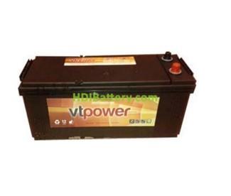 Batería solar 12v 160ah SMF VT160 plomo sin mantenimiento