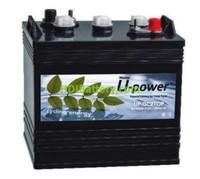 Batería solar plomo acido 6v 225ah UP-GC2TOP U-power