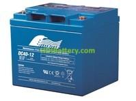 Bateria para apiladora 12v 40Ah Fullriver DC40-12 AGM