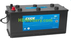 Batería AGM 12 Voltios 140Ah 800A Exide Start Pro
