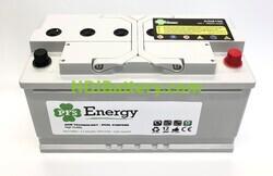 Batería AGM L5 VMF 12v 100ah 350x175x190 mm PFS Energy