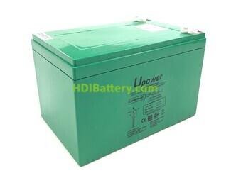 Batería Carbono - Gel 12 Voltios 18 Amperios UP-CG18-12 151x98x104mm