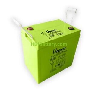 Batería solar U-Power UP-CG256-6 6V 256ah
