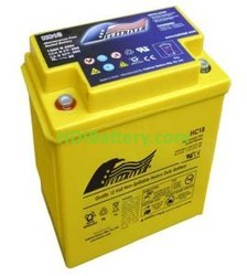 Batería de alta descarga Fullriver HC18 12V 18 Ah CCA 265A 170,2x99,1x175 mm