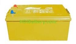 Batería de alta descarga Fullriver HC225 12V 225 Ah CCA 1450A 517x274x243 mm