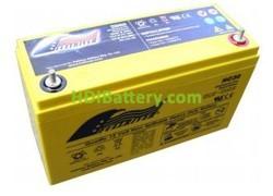 Batería de alta descarga Fullriver HC30 12V 30 Ah CCA 450A 250x97x156 mm