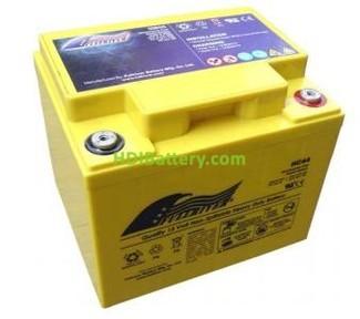 Batería de alta descarga Fullriver HC44 12V 44 Ah CCA 560A 196x166x170 mm