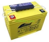 Batería de alta descarga Fullriver HC65/B 12V 65 Ah CCA 825A 261x164,5x186,5 mm