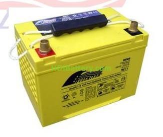Batería de alta descarga Fullriver HC65-T 12V 65 Ah CCA 825A 261x171,5x192 mm