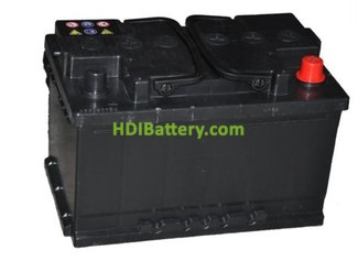 Batería de arranque 12V 100Ah Premium ITP100.1 305 x 179 x 222 mm