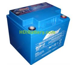 Batería de Ciclo Profundo Fullriver DC38-12 12V 38Ah 198x166x174mm