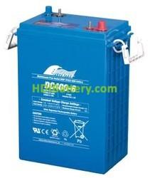 Batería de Ciclo Profundo Fullriver DC400-6 6V 415Ah 295x178x424 mm