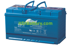 Batería de Ciclo Profundo Fullriver DC80-12 12V 80Ah 353x175x190 mm