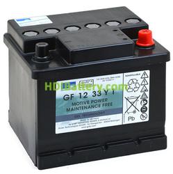 Batería de gel 12 Voltios 32,5 Amperios Sonneschein GF12033Y1 210mm (L) x 175mm (An) x 175mm (Al)