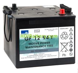 Batería de gel 12 Voltios 94 Amperios Sonneschein GF12094Y 286mm x 269mm x 230mm