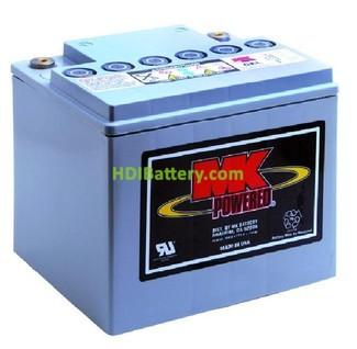 Batería de gel M40-12SLDG 12V 40Ah MK POWERED