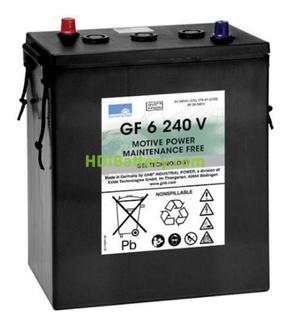 Batería de Gel Sonnenschein GF06240V 6 Voltios 240 Amperios 311x183x358mm