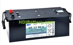 Batería de Gel Sonnenschein GF12090V 12 Voltios 90 Amperios 513x189x219mm