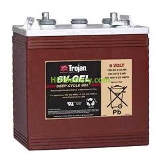 Batería de gel Trojan 6V-GEL 6V 189Ah Ciclo profundo
