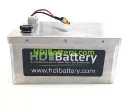 Batería de litio ion 36V 20.3Ah compatible para Beta Minitrial-E - Máxima autonomía