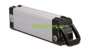 Batería de litio para bicicleta electrica 24V 10Ah