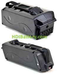 Batería de litio para bicicleta eléctrica BOSCH 36V 10.4Ah 374.4Wh