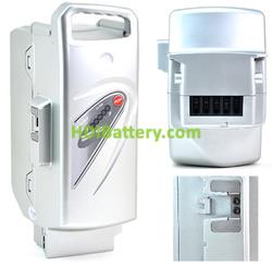 Batería de litio para bicicleta eléctrica Panasonic 26v 20.8Ah 524.16Wh