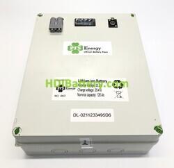 Batería de litio para Motorguide 24V 100Ah + Cargador