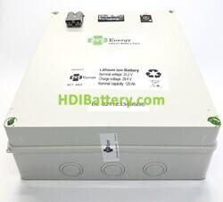 Batería de litio para Motorguide 24V 150Ah + Cargador
