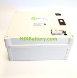 Batería de litio para Motorguide 36V 120Ah + Cargador