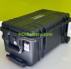 Batería de litio para Motorguide 36V 200Ah + Cargador