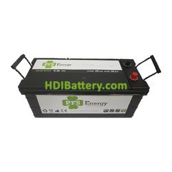 Batería de plomo 12v 250ah sellada sin mantenimiento PFS ENERGY SOLAR