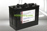 Batería de plomo ácido con placa tubular 12 voltios 130 Amperios Q-batteries 12TTB-130