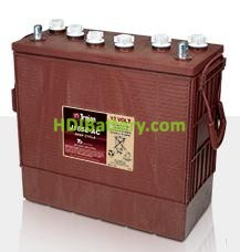Batería de plomo ácido abierto Trojan J185E-AC 12V 175Ah Ciclo Profundo